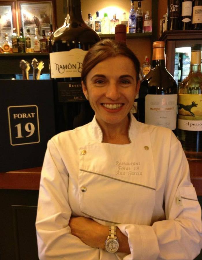 Ana Garcia | Restaurant Forat 19